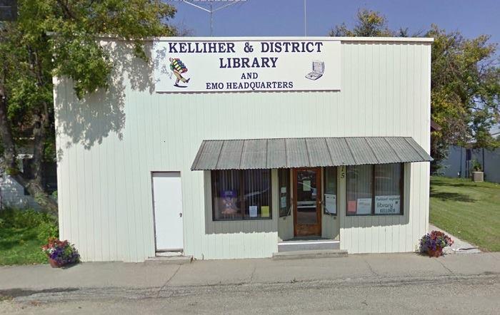 Kelliher Public Library